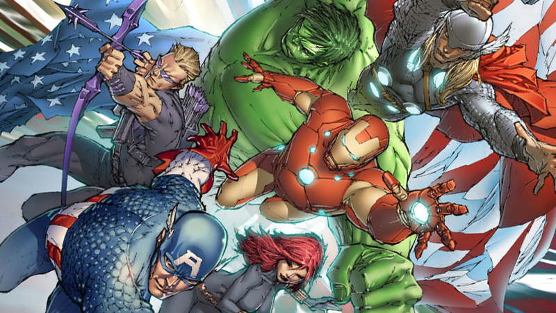 Illustration for article titled The Best Comics for Fans of the Marvel Cinematic Universe