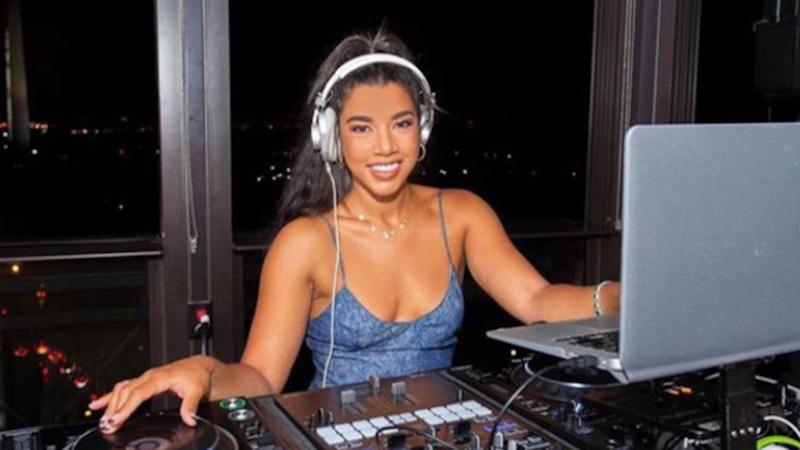 Hannah Bronfman Narrowly Avoids Wine Disaster at Hotel DJ Gig