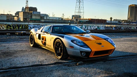 The Old Ford GT Is Actually The Fastest Car In The World