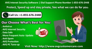 AVG Support Phone Number