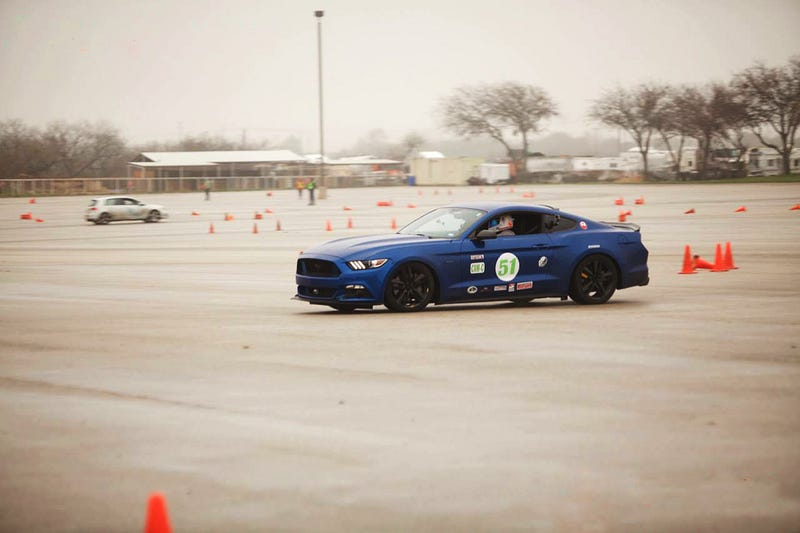 Illustration for article titled And there was Autocross!