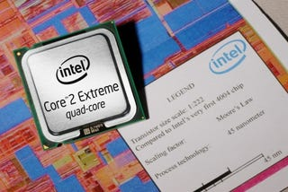 Illustration for article titled Intel Penryn Arrives In 16 Flavors for Desktops and Servers