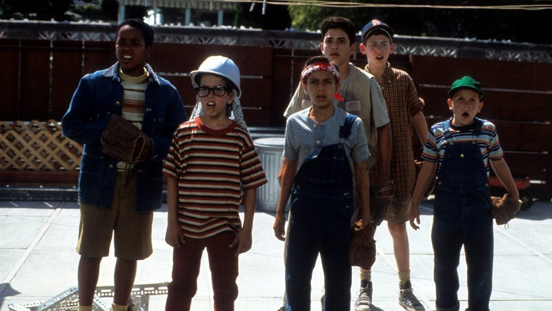 Illustration for article titled The Sandlot director says he's sold a 2-season sequel show to an undisclosed streaming service