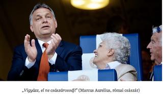 Illustration for article titled A Mandinernél is kiverte a biztosítékot Orbán fáraó felcsúti stadionja