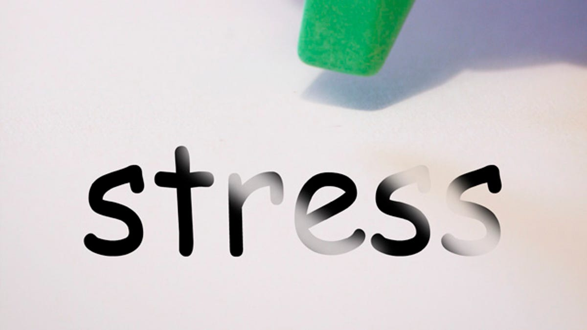 10 work stress busters