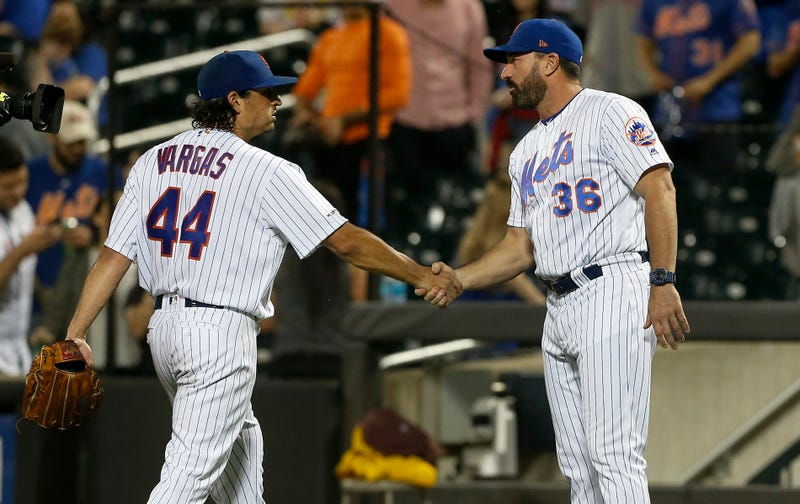 Mickey Callaway And Jason Vargas Are Sorry That Their Actions Distracted From The Mets' General Suckiness