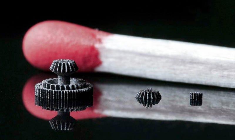 La impresión 3D en metal bate un nuevo récord de tamaño
