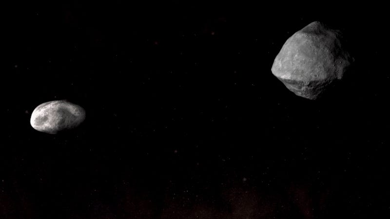 NASA to Smash Satellite Into Asteroid in 2020