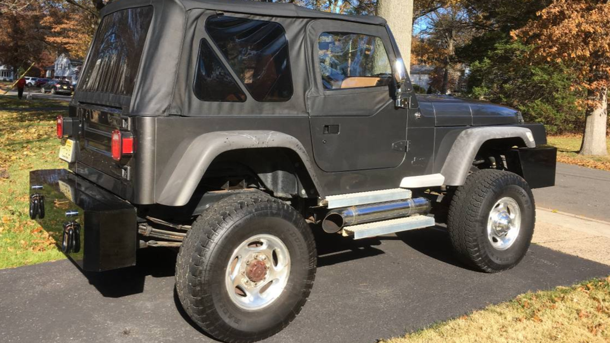 I Want To Love This Jeep Wrangler-Ram 2500 Hybrid But It's
