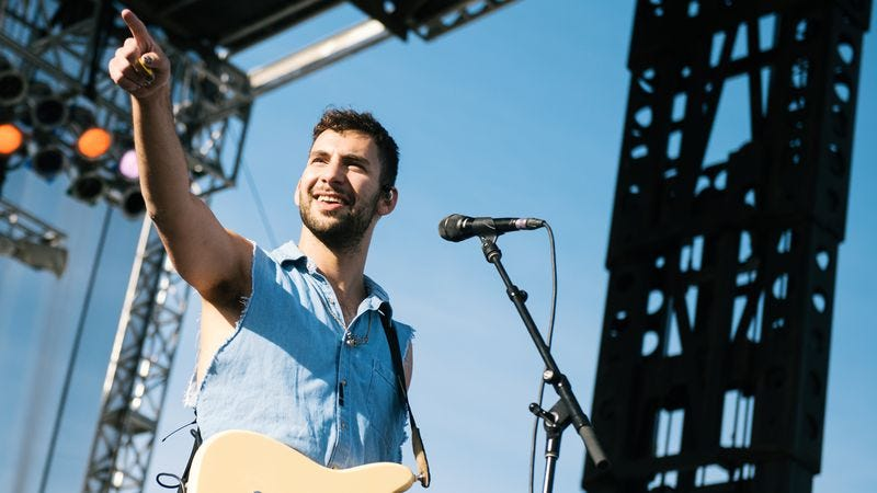 Antonoff at a recent Riot Fest performance (Photo: Getty Images)