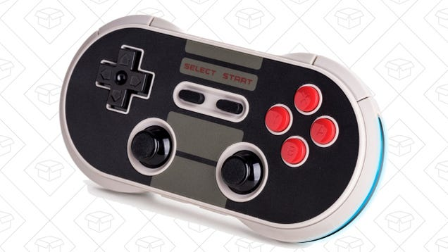 Here s a Solid Deal On a Switch-Compatible 8Bitdo Gamepad