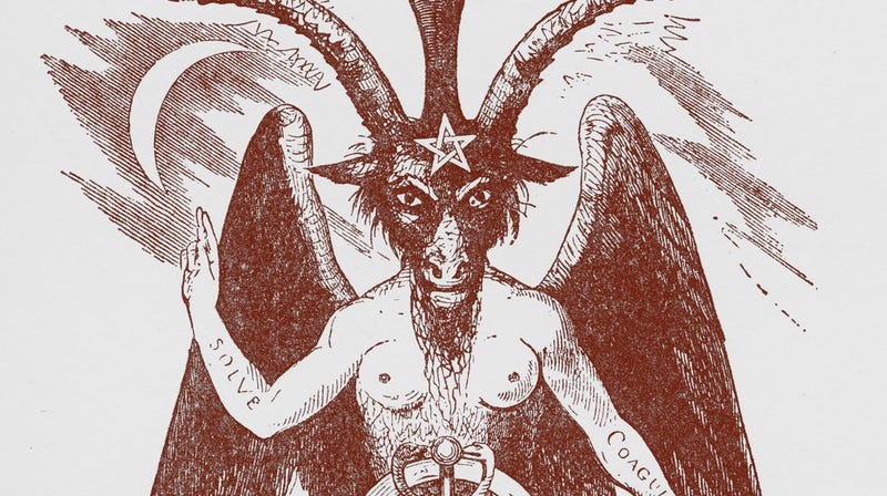 Have you heard the good news about Baphomet?