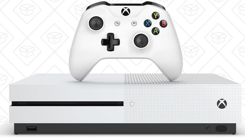 Xbox One S 500GB + Four Games, $248