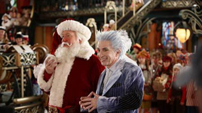Illustration for article titled The Santa Clause 3: The Escape Clause