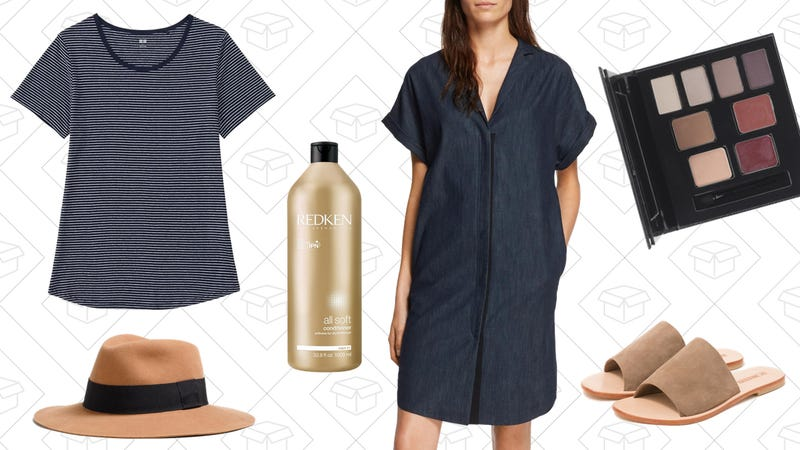 Illustration for article titled Today's Best Lifestyle Deals: $10 Uniqlo T-Shirts, Kevyn Aucoin, rag & bone, and More