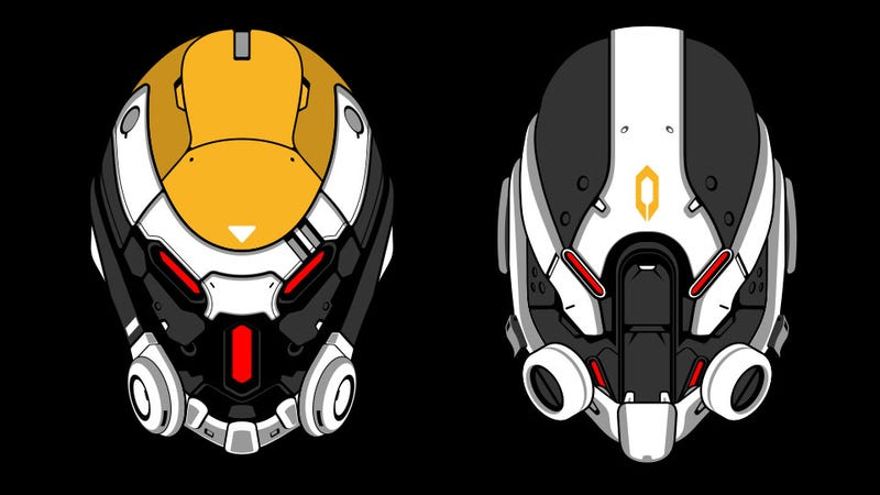 Illustration for article titled Pretty Mugshots of Mass Effect's Bad Guys