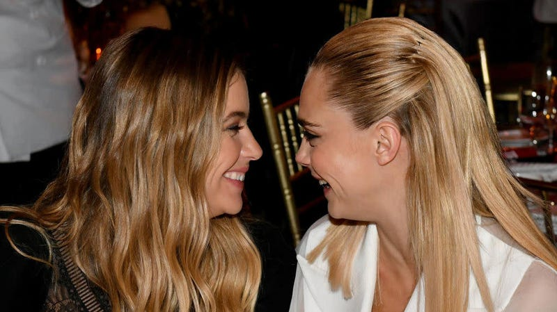 Illustration for article titled Cara Delevingne and Ashley Benson Either Are or Are Not Married