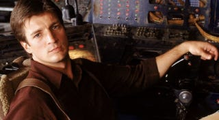 Illustration for article titled Did Nathan Fillion Just Reveal His Guardians of the Galaxy Cameo?