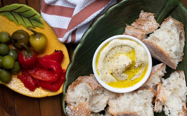 Turn Mediocre Canned Artichokes into a Versatile Vegan Spread