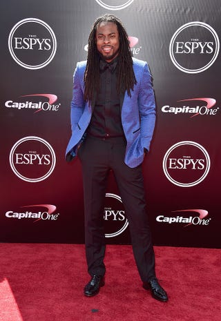 Richard Sherman (Alberto E. Rodriguez/Getty Images)