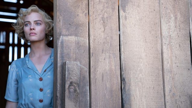 Margot Robbie makes a captivating outlaw in the Dust Bowl thriller Dreamland