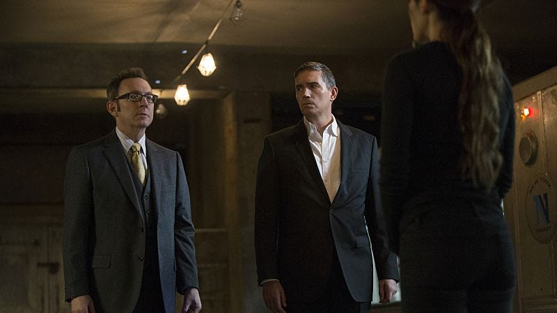 The moment that truly matters is Person Of Interest's last episode