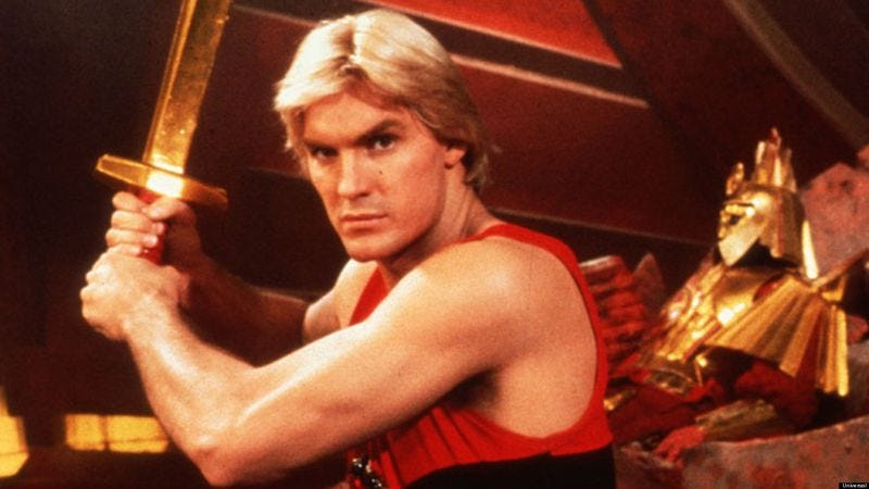 Illustration for article titled Save every one of us: Fox is making another Flash Gordon movie