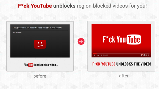 Getting a link to a music video on YouTube from a friend, only to find  yourself unable to view it, is a real bummer. You can get around YouTube s  ... e6987a462588