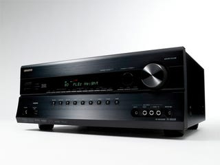 Illustration for article titled Onkyo's TX-SR608 Is The First THX-Certified 3D AV Receiver And Has Six HDMI Inputs