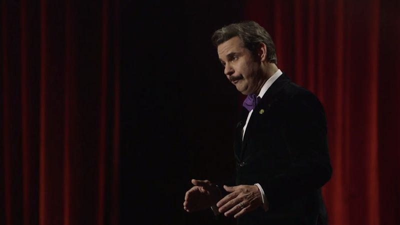 Illustration for article titled In Crying And Driving, Paul F. Tompkins delivers another hilarious, deceptively personal standup special