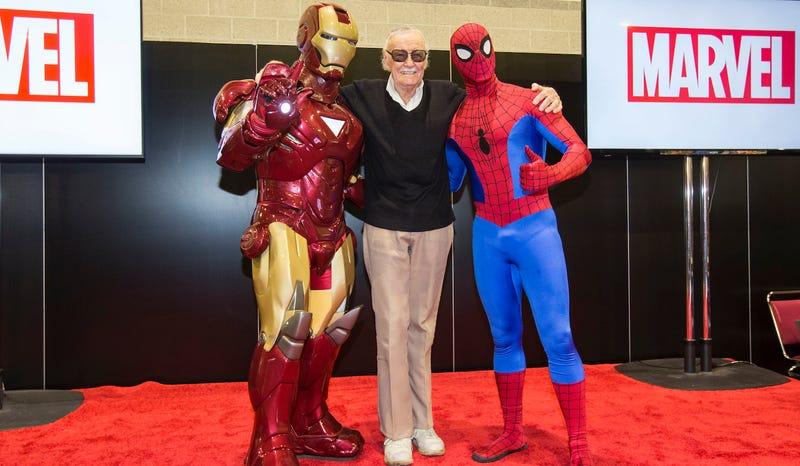 Illustration for article titled La hija de Stan Lee arremete contra Disney y Marvel en medio de la batalla con Sony por Spider-Man