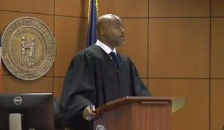 Judge Olu StevensTwitter