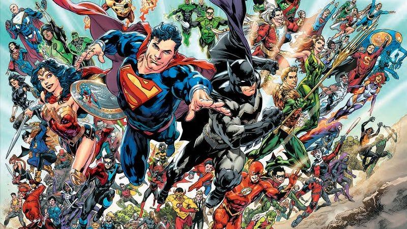 Image: DC Comics; art by Ivan Reis, Joe Prado, and Hi-Fi