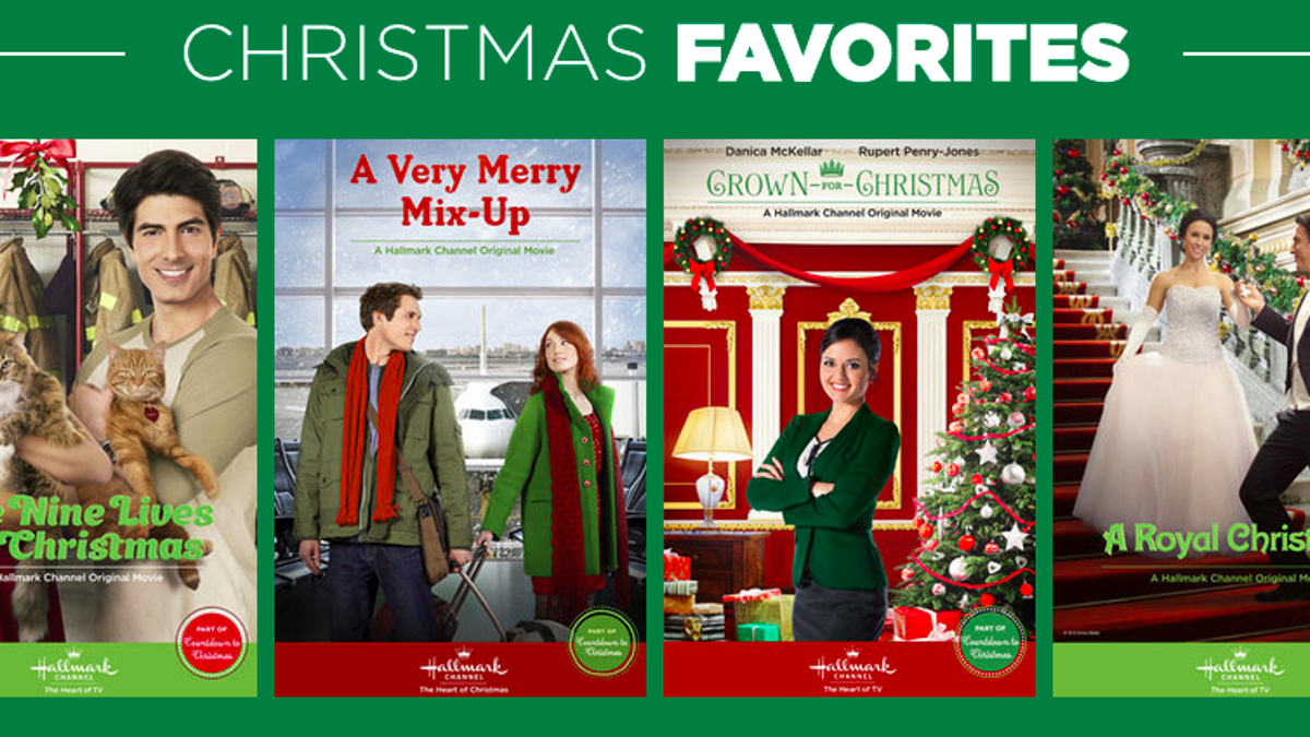 2017 Is the Year of the Campy Christmas Movie
