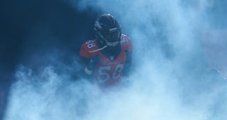 Illustration for article titled The Broncos Have A Fart Tax, And Von Miller Frequently Pays It