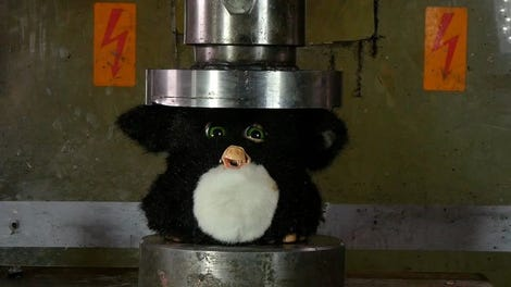 Meet LongFurby, the next step in the Furby's terrifying evolution