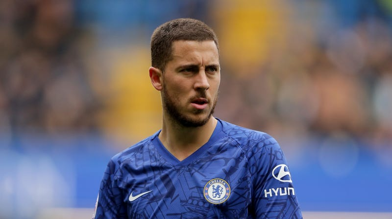 Illustration for article titled Eden Hazard Is Leaving Chelsea In A Blaze Of Glory