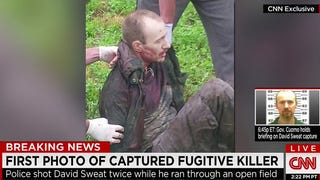 Report: Escaped Convict David Sweat Shot and Captured by Police