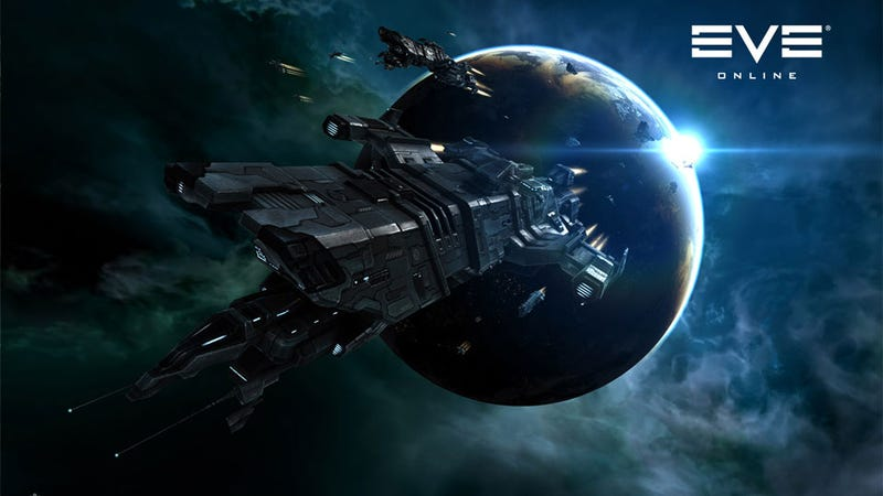 Illustration for article titled Favoritism Charged as Select Few Get a $700 Spaceship in EVE [Update]
