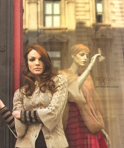 """Illustration for article titled Anthropologie """"Revival"""": TV-Ready Fall Fashion"""