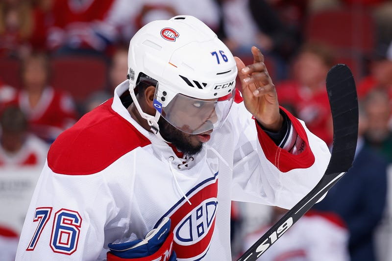 """Illustration for article titled Report: Canadiens """"Gauging The Market"""" For P.K. Subban"""