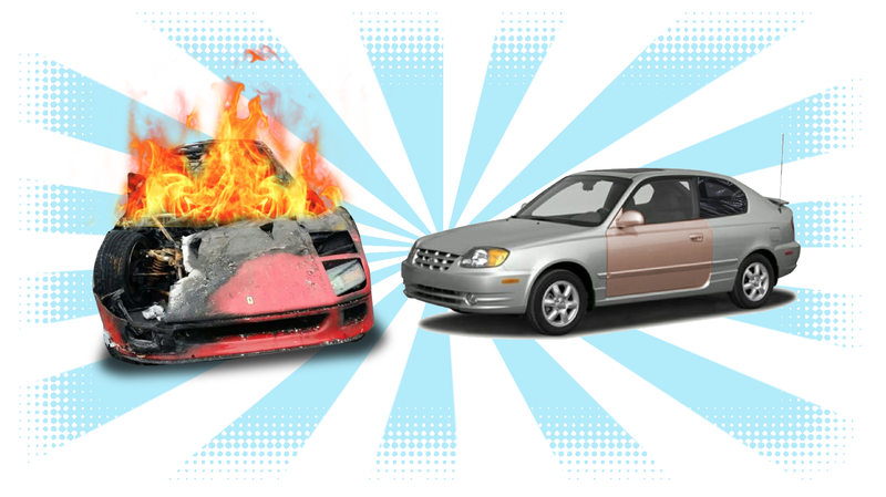 Illustration for article titled Those Exotic Car Driving Experience Things All Have A Huge Flaw But I Have An Idea