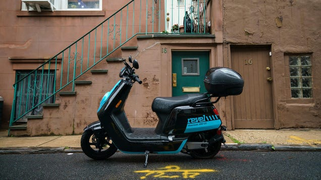 NYC Sends Revel Scooters Down to Hell Where They Belong