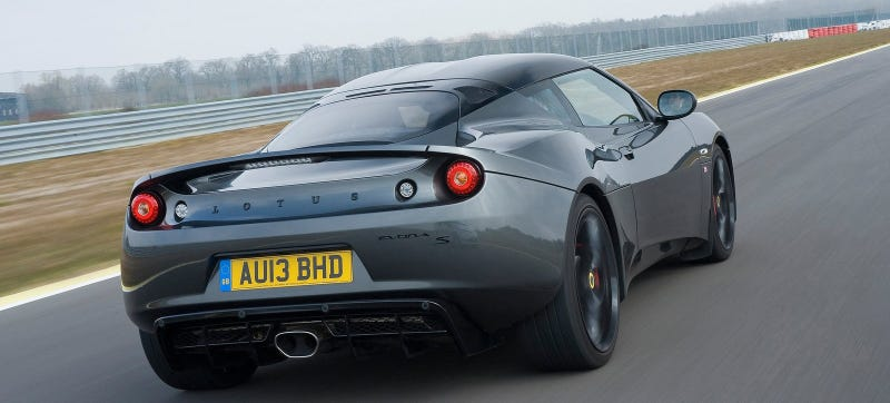 Illustration for article titled Even More Bad News For Lotus: The Evora Could Be Gone From The U.S.