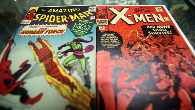 All the Comics You Can Get Today For Free Comic Book Day