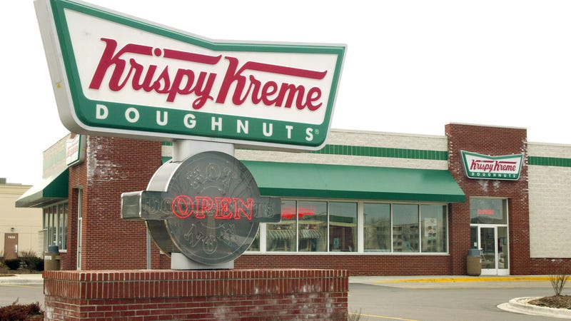 Illustration for article titled Krispy Kreme's Parent Company Was Owned by Nazis and We Can't Have Nice Things