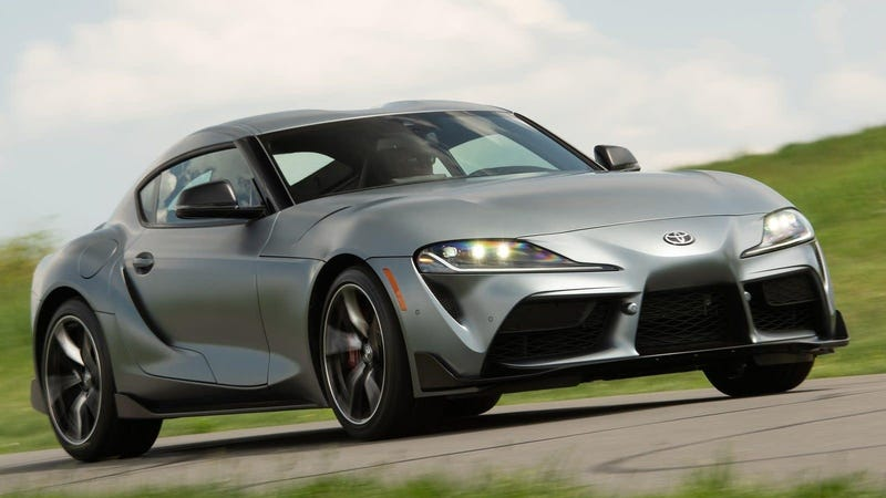 Another Dyno Test Reveals The 2020 Toyota Supra Has More Power Than