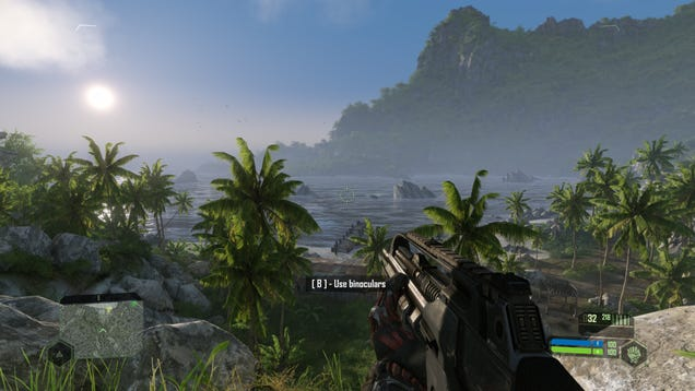 Nvidia s New RTX 3080 Can Barely Run Crysis: Remastered at 4K
