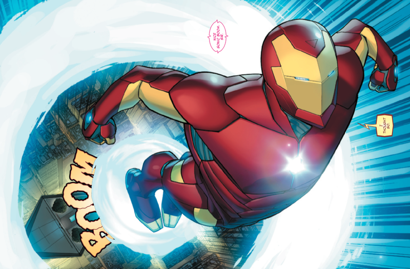 Illustration for article titled The New Invincible Iron Man Comic Has a Big Shocker About One of Marvel's Biggest Villains