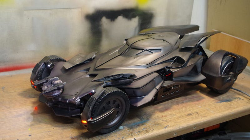 Illustration for article titled Custom Batmobile Is A PC Case In Disguise